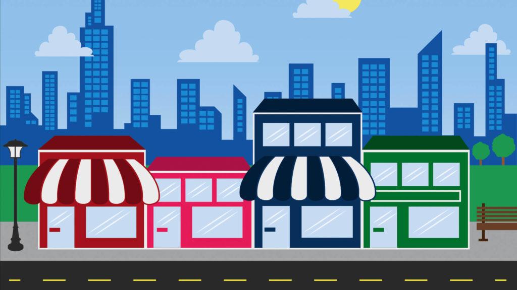 Social media e business locali