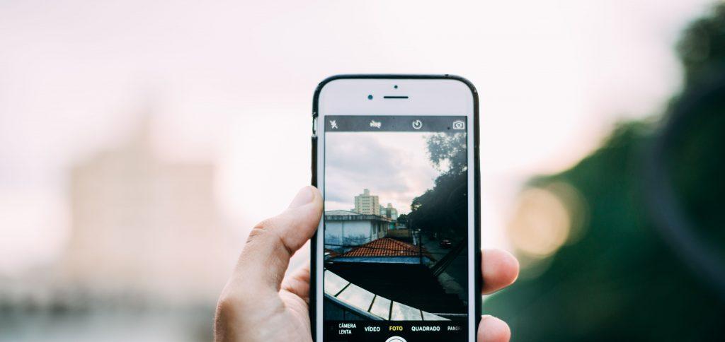 App per scattare belle foto